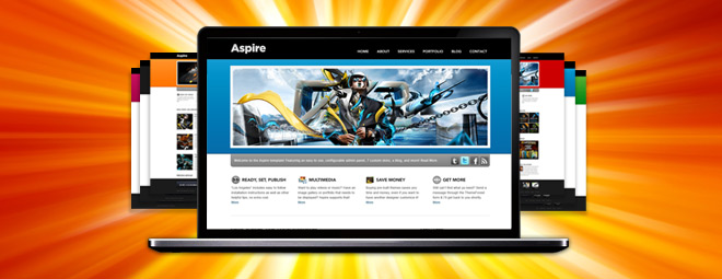 Aspire for WordPress