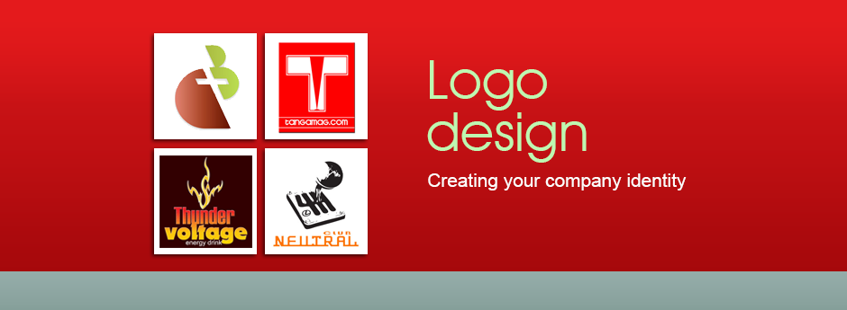 We will create an identity for your company.